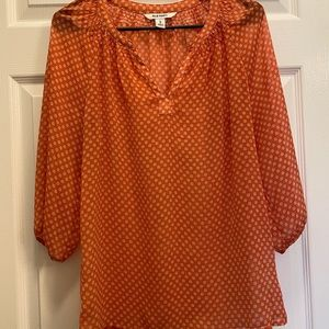 Pretty Old Navy  XS Tunic top